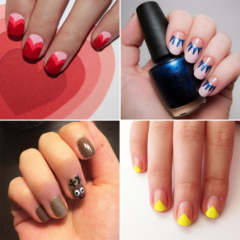 Best Nail Art of 2014 | POPSUGAR Beauty