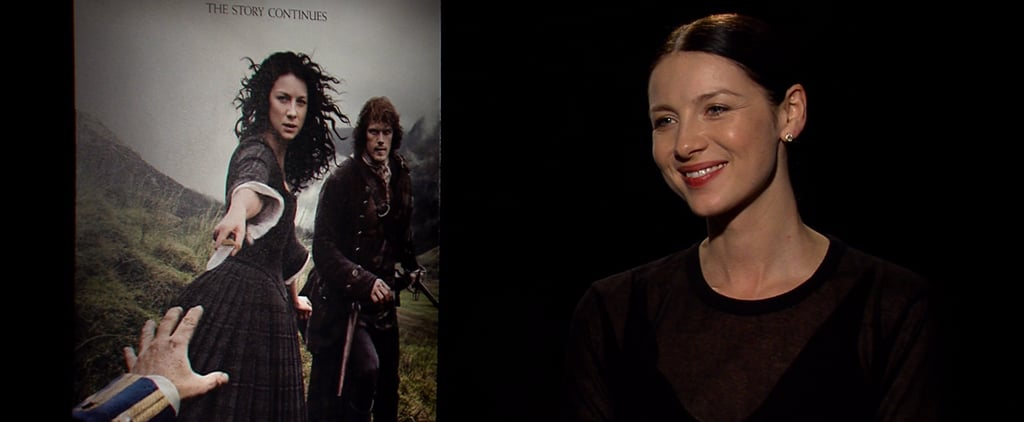 Caitriona Balfe on Outlander New Episodes Interview