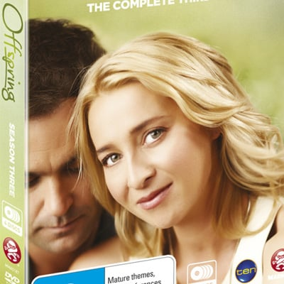 WIN 1 of 4 Offspring DVD and Soundtrack Packs