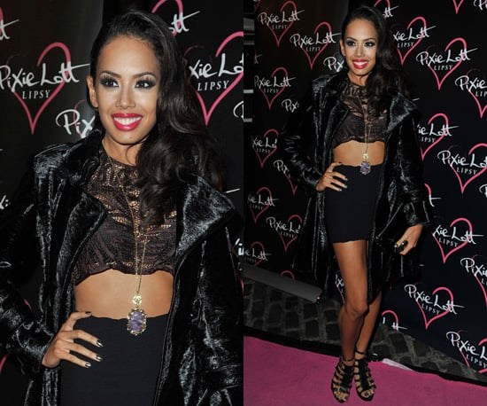 Photos of Jade Ewen at Lipsy Party in London