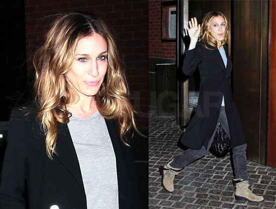 SJP Goes Solo As Tell-All SATC Book Is Planned