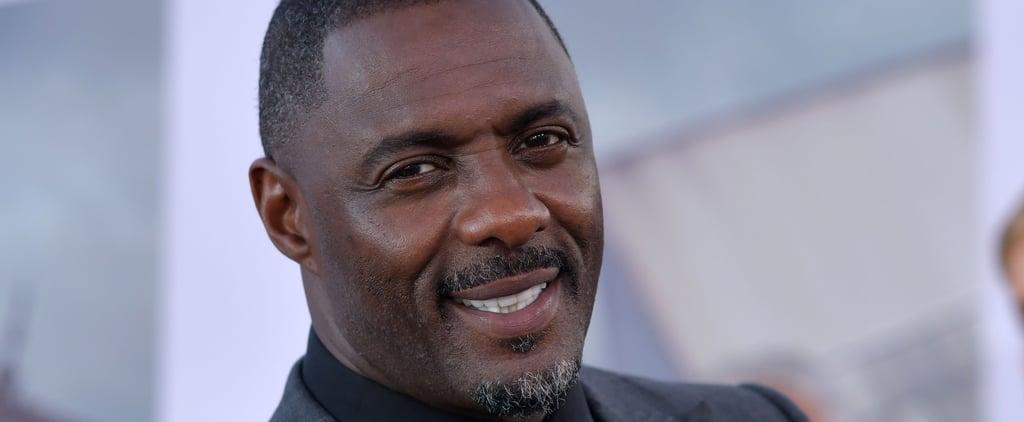Idris Elba to Release Children's Book Range in 2022