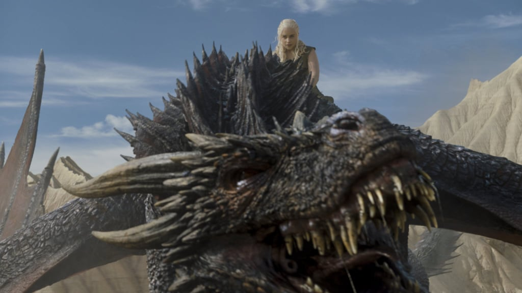 Daenerys's Magical Connection With Drogon Is What Caused THAT Heartbreaking Finale Scene