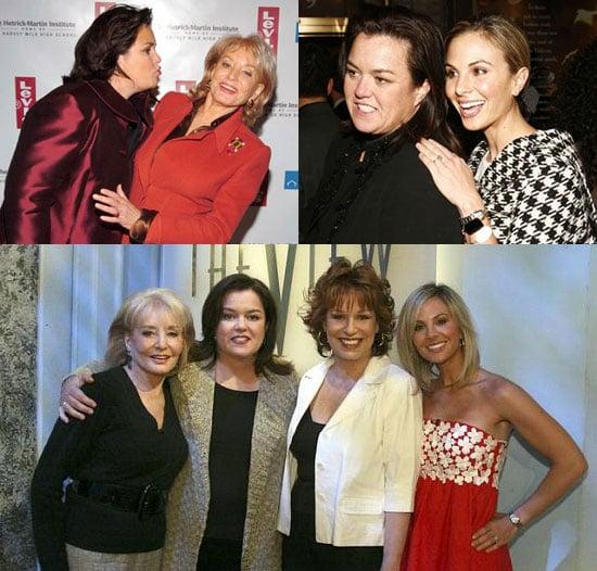 2007 Shocking Headlines: Rosie vs. Her Co-Hosts