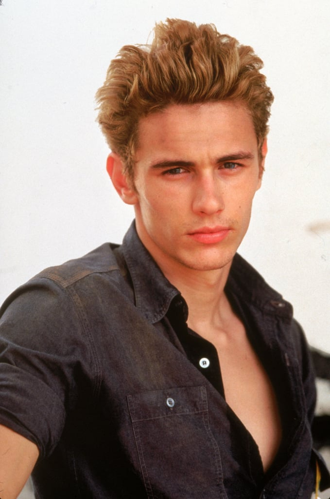 A Friendly Reminder That James Franco Is a Stone-Cold Fox