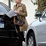 Michelle Williams Toggles Between Work and Play Prepping For the Oscars