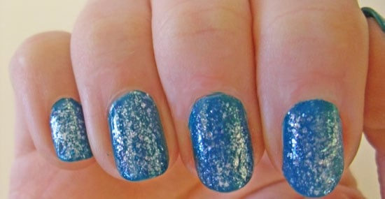 CND Sugar Sparkle Effect and MAC Alice + Olivia Nail Polish Reviews and Pictures