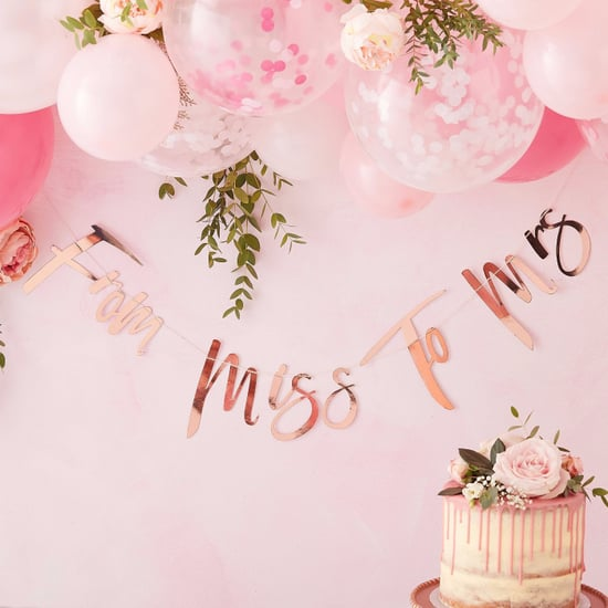 Target's Bridal Shower Brunch Items 2019