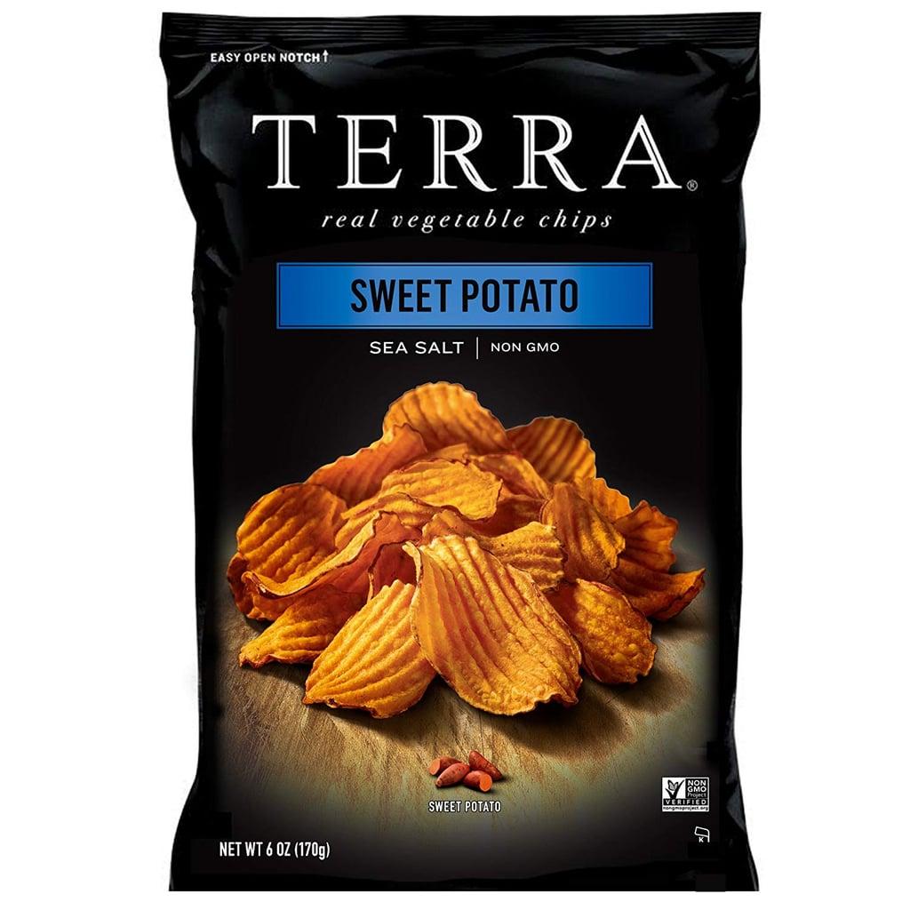 Terra Sweet Potato Chips with Sea Salt