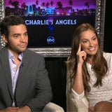 Minka Kelly Interview For Charlie's Angels (Video)