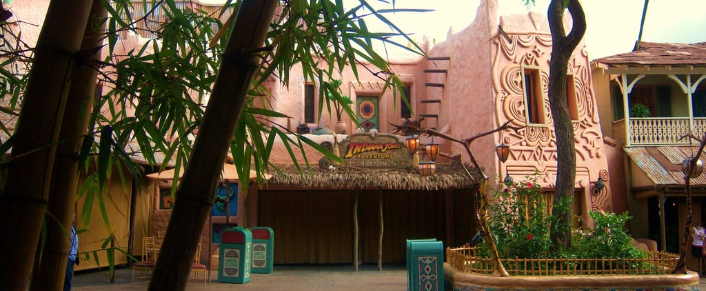 There's a New Air-Conditioned Oasis in Disneyland Where You Can Charge Your Phone