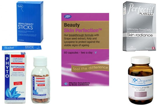 Do You Take Beauty-Related Supplements?