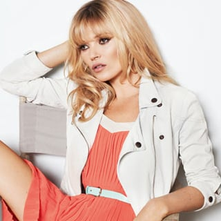 Kate Moss Spring 2012 Mango Campaign