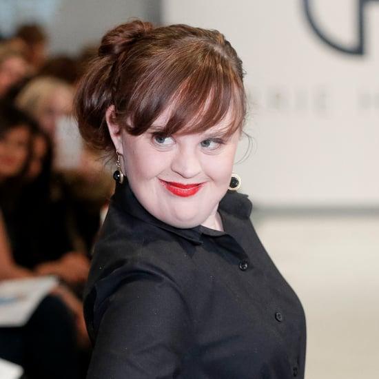 Carrie Hammer Beauty | New York Fashion Week Fall 2015
