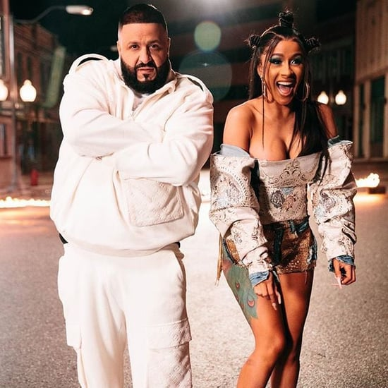 Cardi B DJ Khaled Music Video Makeup 2019