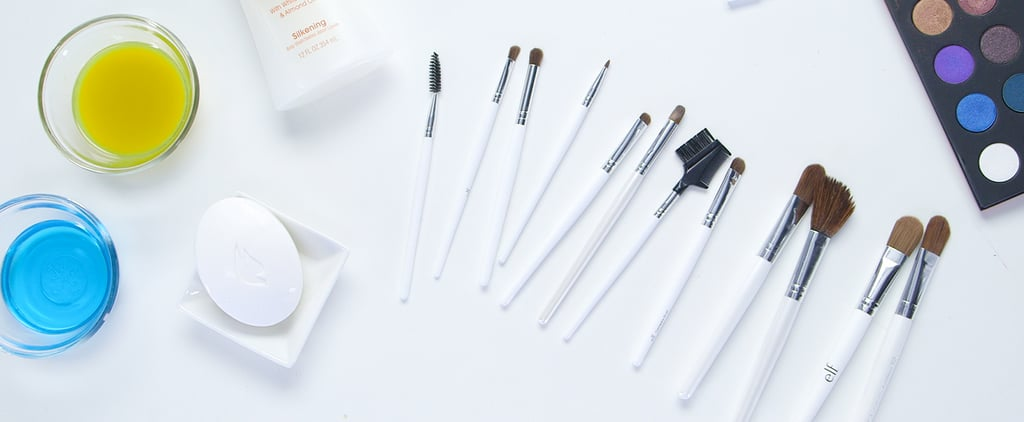 Save Your Makeup Brushes (and Your Wallet) With These Easy DIY Cleaners 