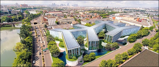 Casa Verde: World's Greenest Building to Go Up in Paris