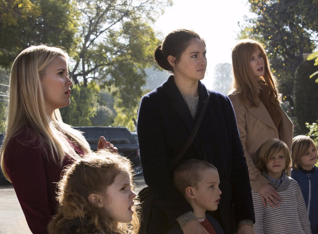 Big Little Lies Miniseries Cast