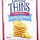 Nabisco Good Thins in Potato White Cheddar
