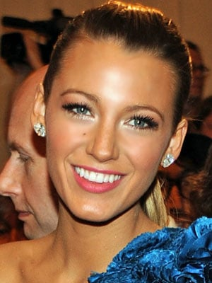 Blake Lively at 2010 Met Costume Institute Gala