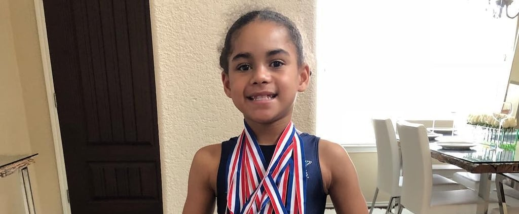Motivating 7-Year-Old Gymnast
