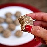 Vegan Banana-Oat Protein Balls