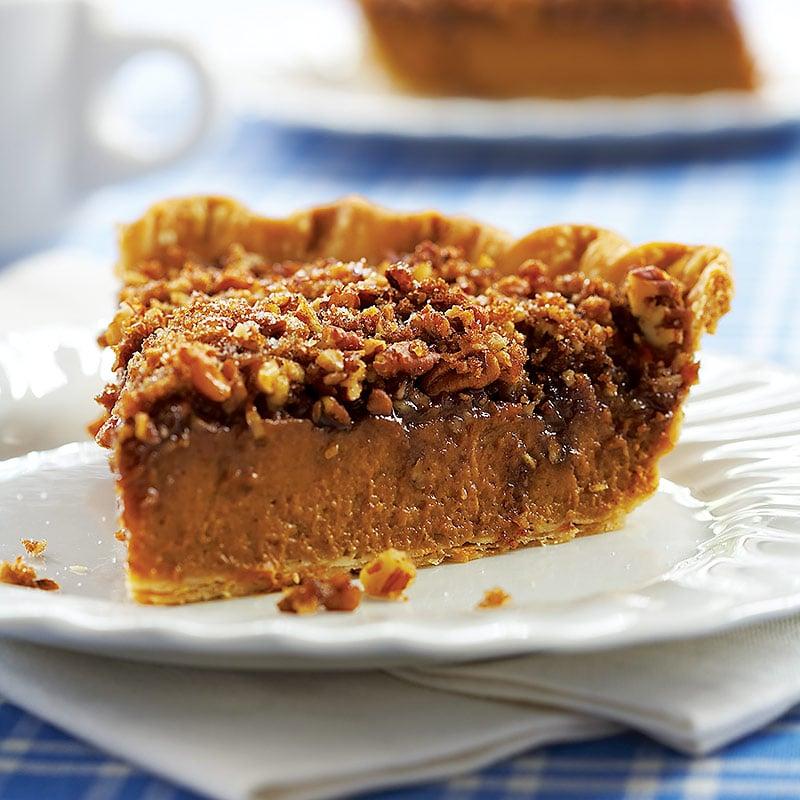Pumpkin-Praline Pie