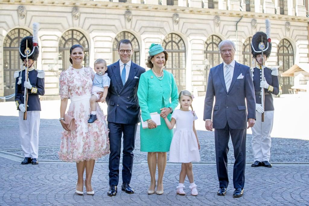 Sweden: King Carl XVI Gustaf