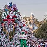 Disneyland: A Christmas Fantasy Parade