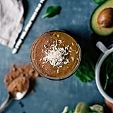 Veggie Avocado Chocolate Smoothie