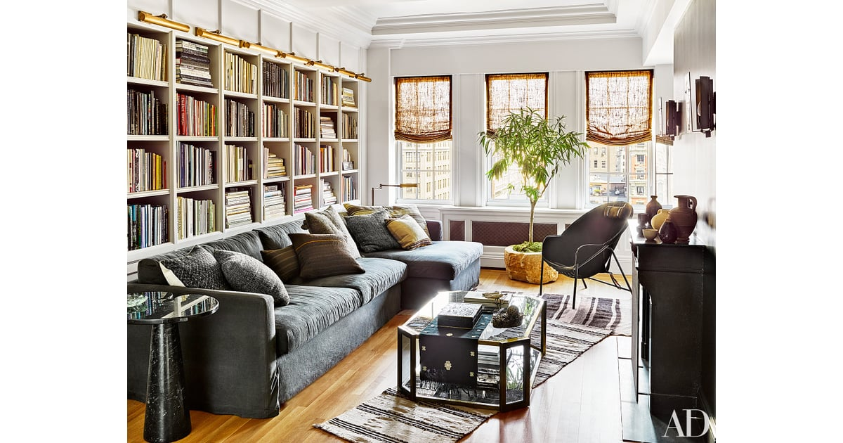 The Living Room In Nate Berkus And Jeremiah Brent S New
