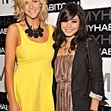 Brooklyn Decker Talks Summer Plans and Outer-Borough Living at a Launch With Vanessa Hudgens