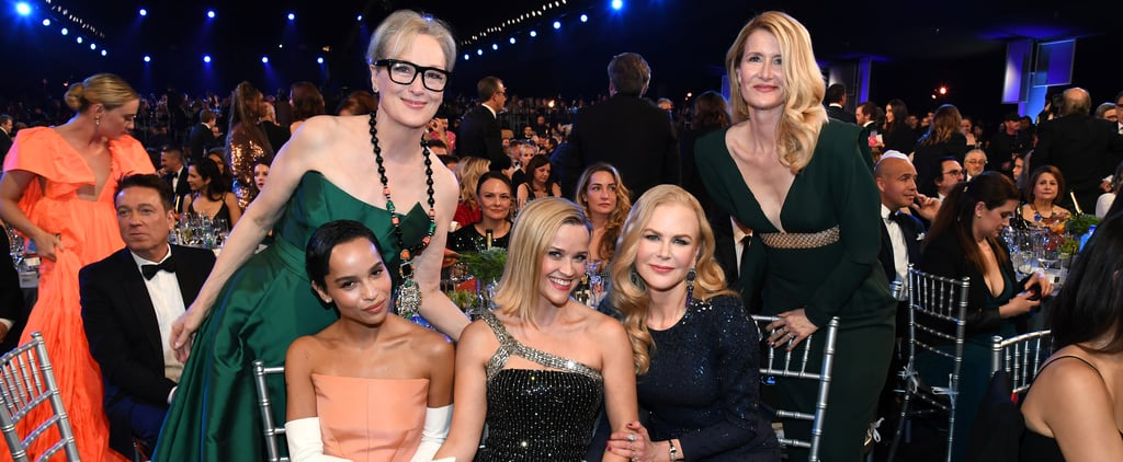 See Photos of the Big Little Lies Cast at SAG Awards 2020