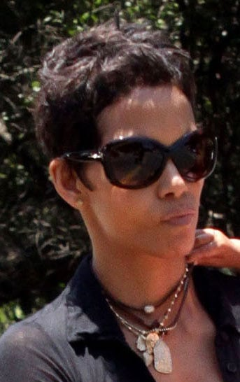 Picture of Halle Berry's New Haircut
