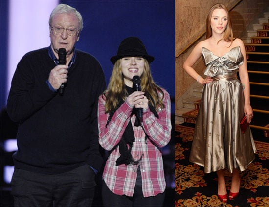 Photos of Scarlett Johansson at The Nobel Peace Prize Concert 2008 in Norway
