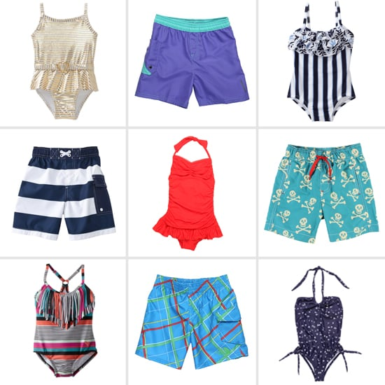12 Toddler Swimsuits For Warm-Weather Vacations