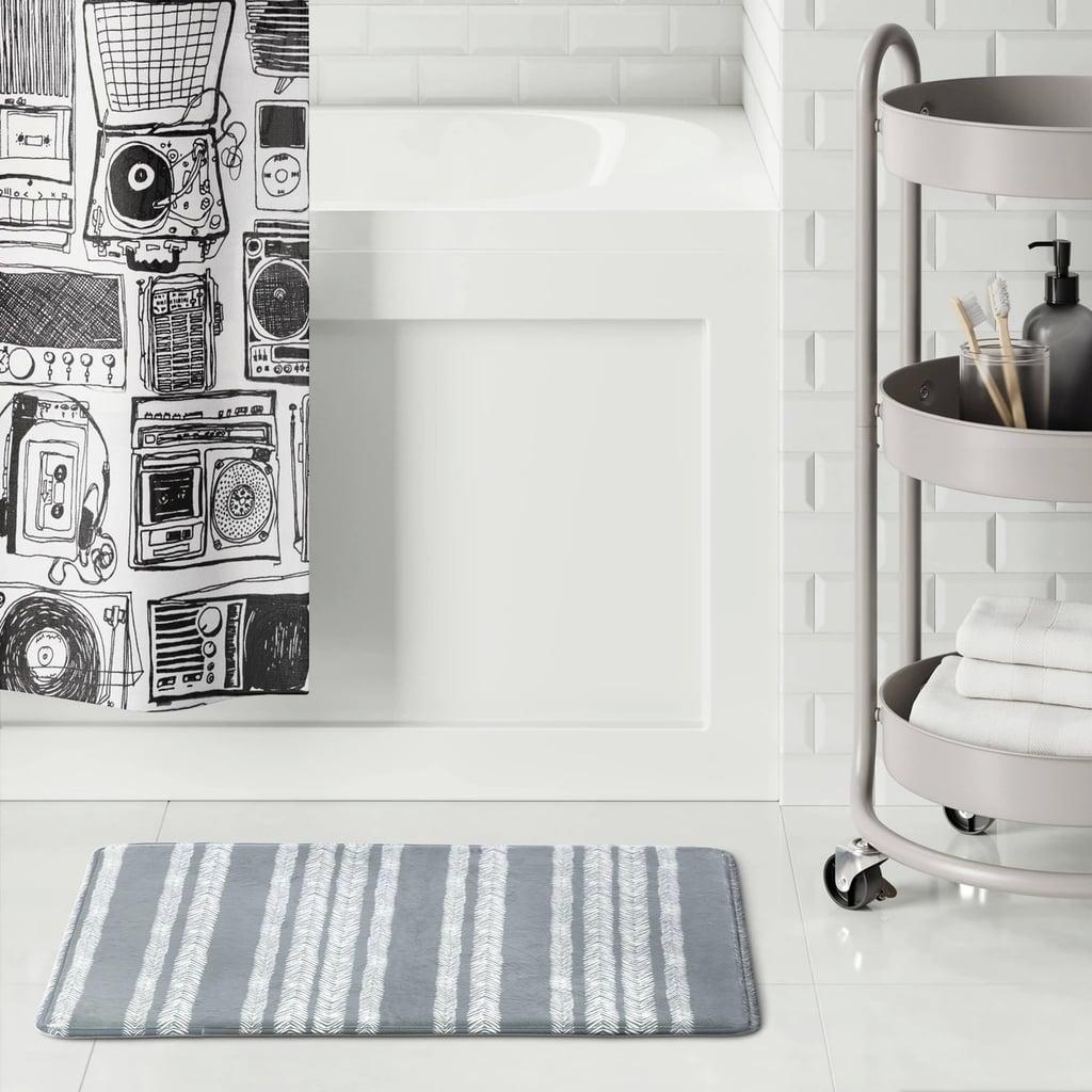 Memory Foam Bath Rug Dorm Room Essentials From Target