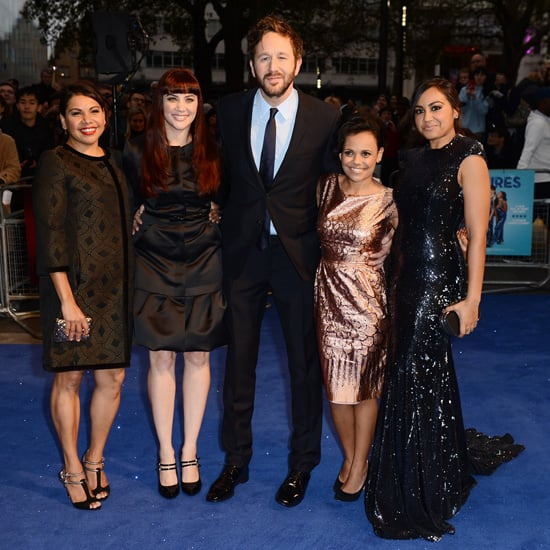 The Sapphires Premiere Celebrity Pictures at 2012 BFI London Film Festival