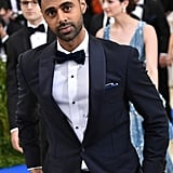 We were not emotionally prepared for Hasan Minhaj: tuxedo edition at the Met Gala.