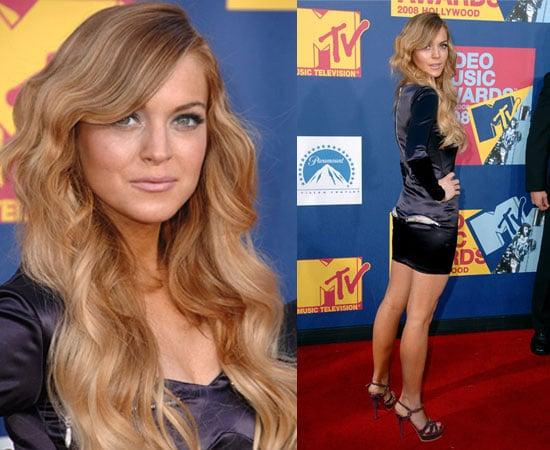 MTV Video Music Awards: Lindsay Lohan
