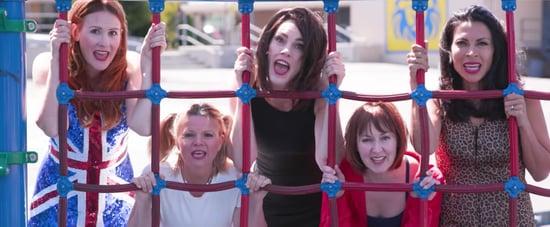 Mom's Spice Girls Wannabe Parody