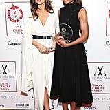 Kate Beckinsale and Naomie Harris