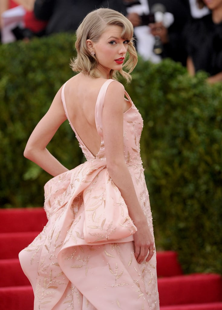 "Taylor Swift knows how to make heads turn at the Met Gala. The ""Delicate"" singer has made a handful of appearances at the event over the years, and she always manages to surprise us when she steps out on the red carpet. Not only has she debuted some drastic looks on the steps of the Met (remember #bleachella?), but it also holds a special place in her heart romantically: it's reportedly where she first met boyfriend Joe Alwyn. Fingers crossed she'll bless us with another appearance this year! In the meantime, keep reading to see all of Taylor's past Met Gala appearances.      Related:                                                                                                           From Rising Country Singer to Pop Star: Taylor Swift's 13-Year Evolution in Pictures"