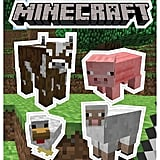 Minecraft Animal Stickers