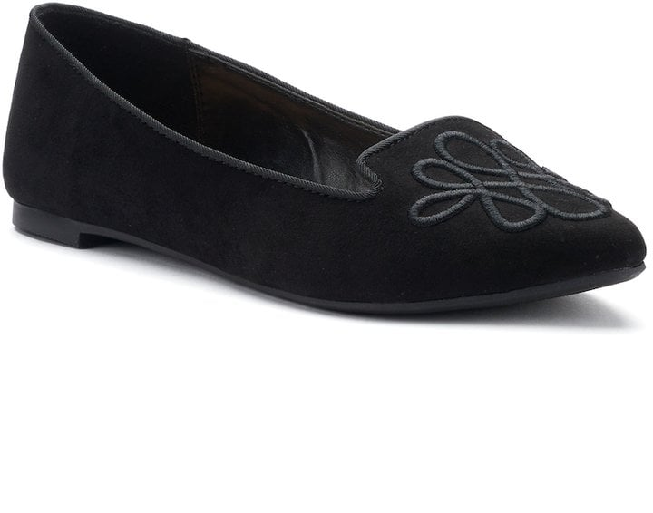 Lauren Conrad Calla Women's Pointed Loafers