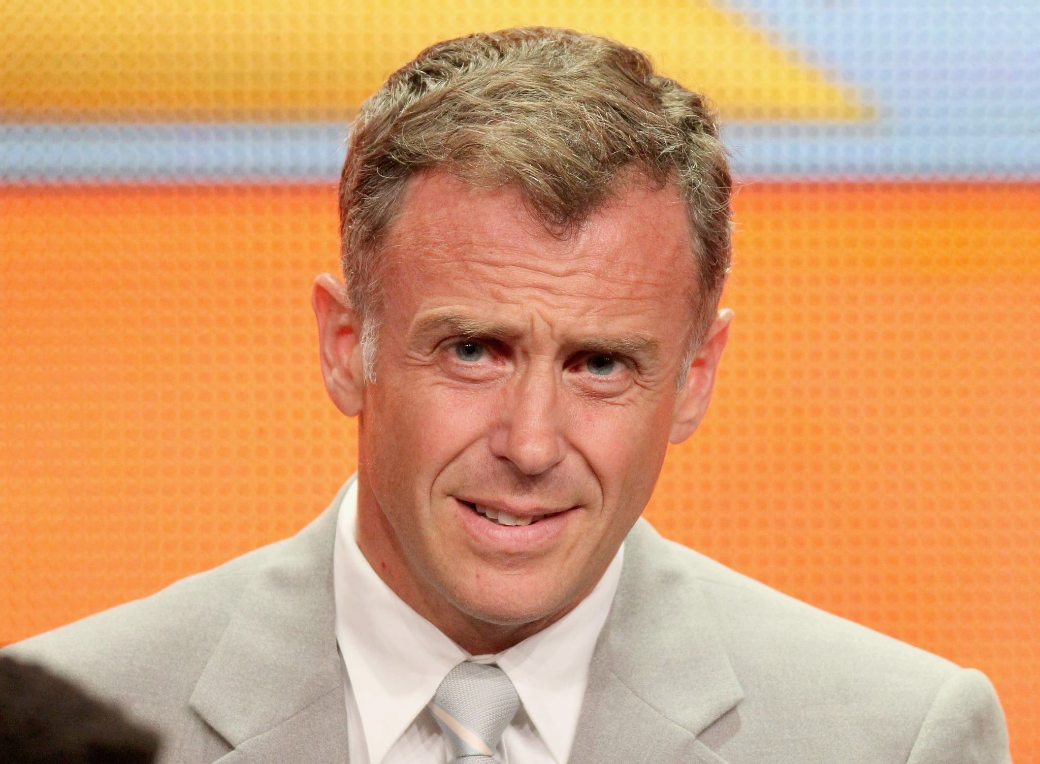 David Eigenberg (Sex and the City) joined his Chicago Fire costars.