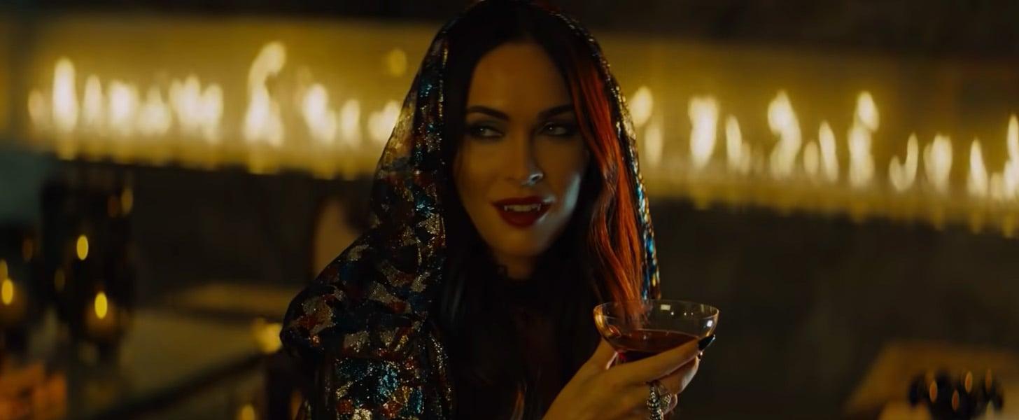 Megan Fox Is a Vampire in Netflix's Night Teeth Trailer