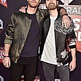 Darren and Chuck Criss