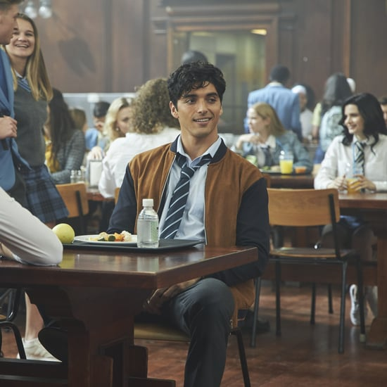 Facts About Taylor Zakhar Perez From The Kissing Booth 2