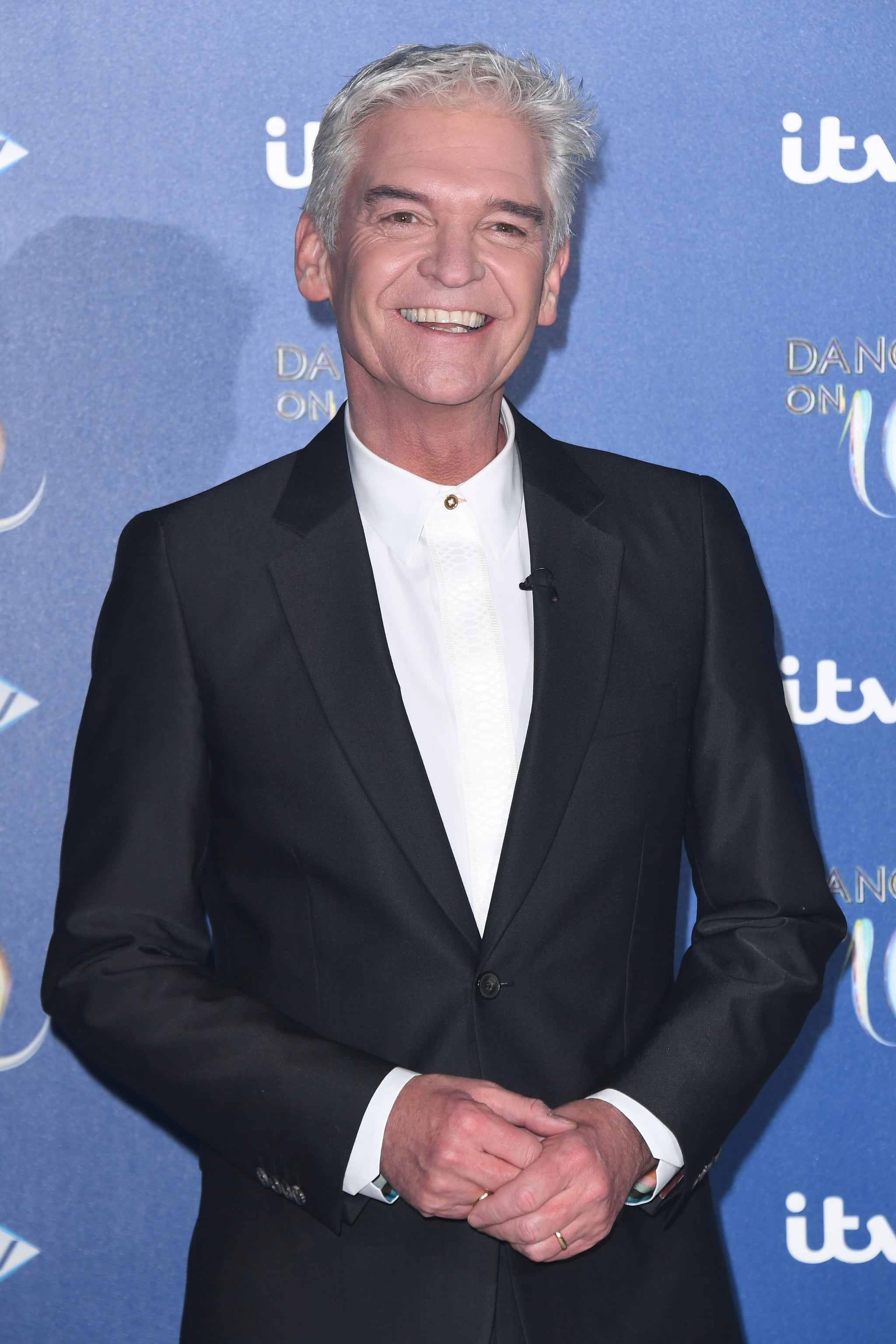 LONDON, ENGLAND - DECEMBER 09: Phillip Schofield during the Dancing On Ice 2019 photocall at ITV Studios on December 09, 2019 in London, England. (Photo by Stuart C. Wilson/Getty Images)
